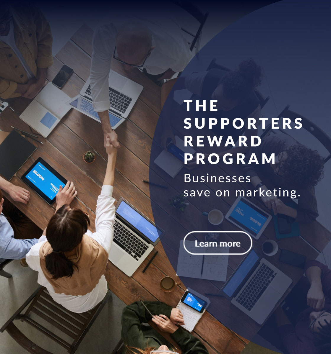 Rewards4Earth the supporter's reward program that helps businesses save on marketing